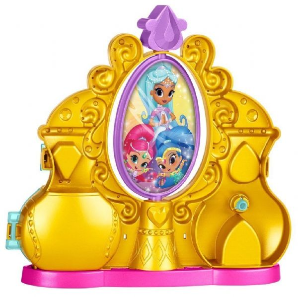 Nickelodeon Shimmer & Shine Mirror Room Playset